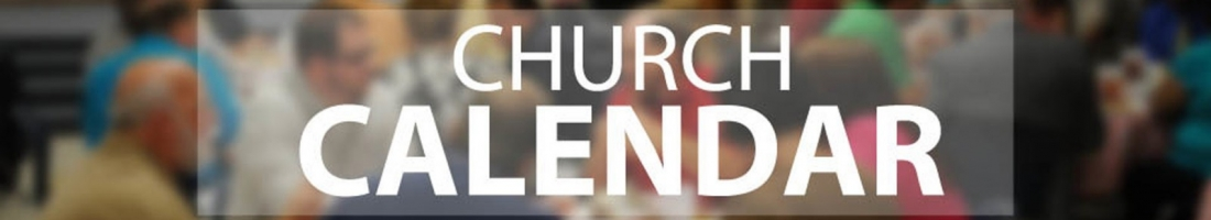 Calendar – United Presbyterian Church